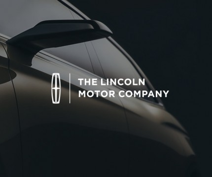 Detroit Motorshow: Lincoln Cars