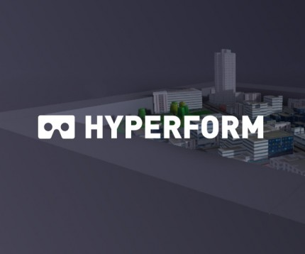 Hyperform: VR for Architect's