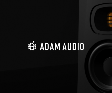 Adam Audio: 3D Modeling